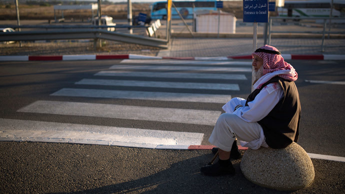 Cars with Palestinian plates allowed to enter Israel for first time in 15 years