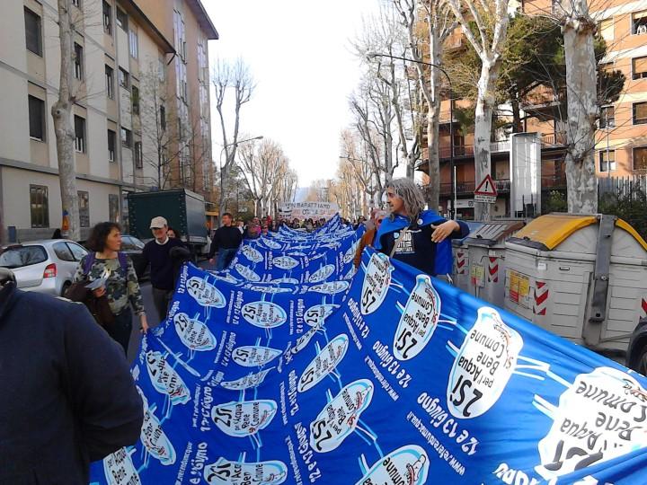 12-13 giugno, una ricorrenza per difendere il referendum sull'acqua e i servizi pubblici