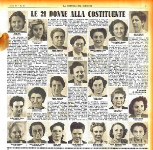 70 Jahre gewaltfreie Verfassung in Italien