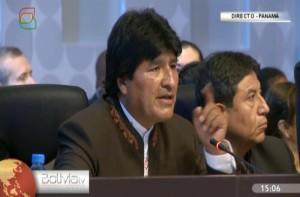 Morales advierte que EEUU quiere dividir al ALBA