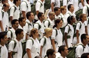 Médecins cubains en République de Guinée