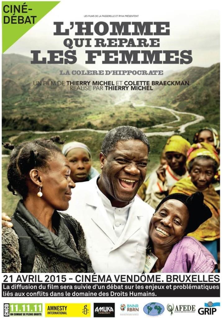 [Film] «L'homme qui répare les femmes – la colère d'Hippocrate»