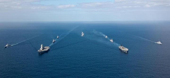 Les dépenses militaires diminuent aux États-Unis, elles augmentent en Europe de l'est, au Moyen-Orient, en Afrique et en Asie