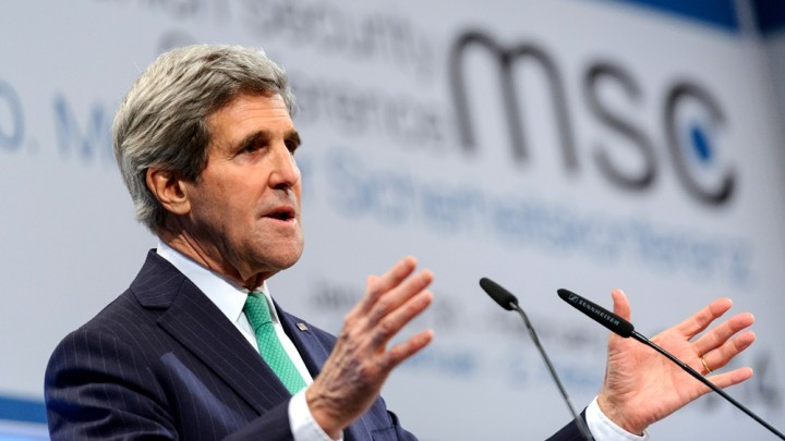 Yemenis agree on truce beginning November 17: Kerry