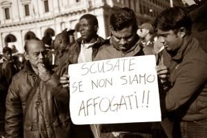 Il problema dei profughi nel Mediterraneo: necessità di una percezione etico-umanistica