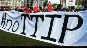 TTIP – denial in face of defeat