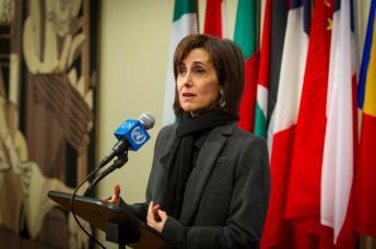 Por primera vez una Mujer árabe preside el Consejo de Seguridad