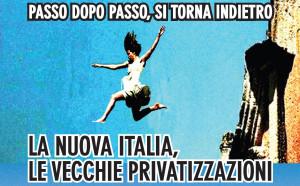 """Forum Acqua incontra Boldrini: """"Delegare servizi a privati è danno alla democrazia"""""""