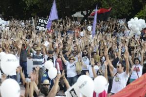 A Sao Paulo i professori in sciopero da 43 giorni