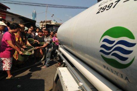L'acqua privata è incostituzionale in Indonesia