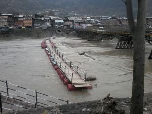 Jammu-Kashmir experiences damaging floods