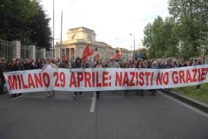 La questura di Milano vieta la parata nazi del 29 aprile … forse …