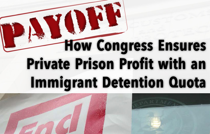 How for-Profit Prisons have Become a Big Lobby.
