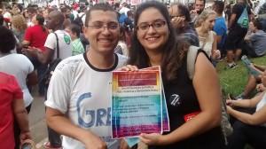 Aula pública promove Não violência e Democracia Direta em São Paulo (11/04)