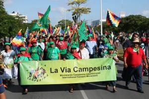 Sovranità alimentare e diritto al cibo e all'acqua