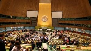 Atomwaffenkonferenz in New York gescheitert