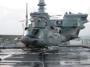 Elicotteri italiani in Turchia per giochi di guerra Nato
