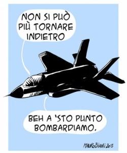 Chi ha paura della verità sugli F-35?
