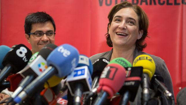 Estas serán las primeras medidas de Ada Colau al frente del Ayuntamiento de Barcelona