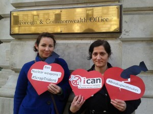 ICAN campaign, NPT, and the humanitarian initiative