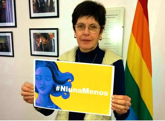 #NiunaMenos: Por una Cultura de la Noviolencia