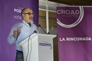 Luis Silva: «Los derechos humanos son una línea roja que no se puede traspasar»