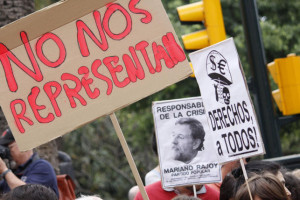 «¿No nos representan?» Discusión entre Jacques Rancière y Ernesto Laclau sobre Estado y democracia