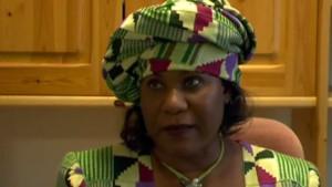 Vedova Sankara torna in Burkina a testimoniare