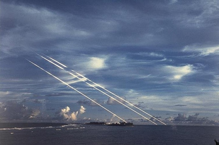 USA double standards on missile testing