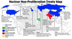 NPT consensus failure a good thing; 108 countries pledge to help ban nuclear weapons