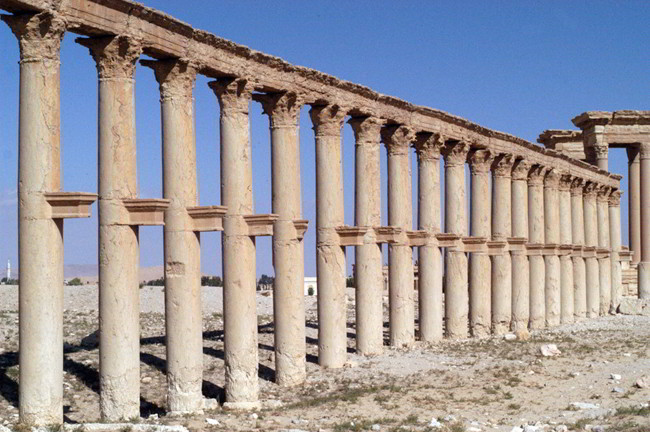 Palmyra. L'Occidente ha armato la mano degli assassini