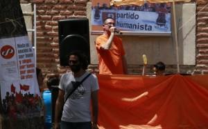 PH presenta su candidatura en Alcalá de Henares
