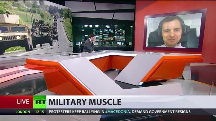 """Movimientos de tropas de la OTAN en Rumania anuncian: """"Los rusos están viniendo"""""""