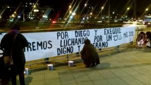 Conmoción en Chile por el asesinato de dos jóvenes tras multitudinaria marcha estudiantil