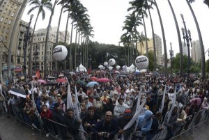 Brasil: Justiça paulista manda Alckmin pagar salários de professores grevistas