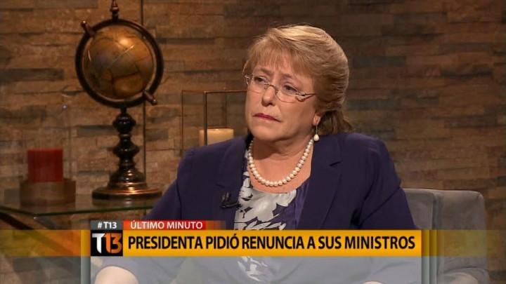 No basta con un cambio de gabinete para lograr los profundos cambios que Chile necesita