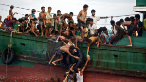 Welcome and accept Rohingya refugees on Indonesian soil