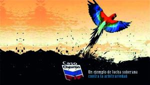 Ölmulti Chevron gegen die Republik Ecuador