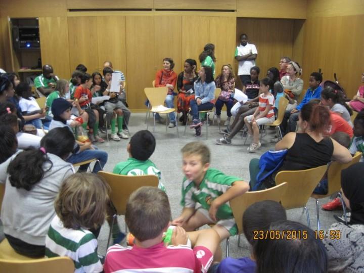 Lavapiés celebró el Día de la Diversidad Cultural en un ambiente cálido y alegre