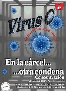 Presos afectados por hepatitis C deben tener derecho a tratamiento médico