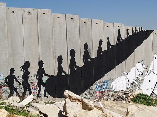 israele apartheid palestinesi muro