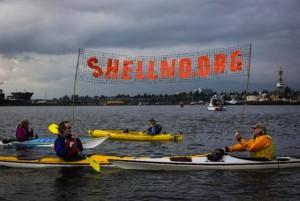 La bataille contre le pétrolier Shell est engagée à Seattle