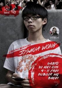 Malaysia – no breakfast for Joshua