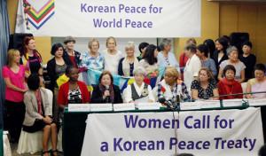 Korea – call for a Political Peace Conference