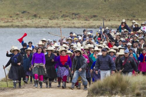 Mujeres y minería: La defensa de nuestros cuerpos y territorios