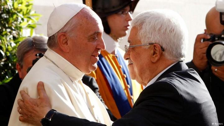 Vaticano reconhece Estado palestino