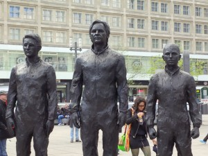 Anything to say? Ein öffentliches Kunstprojekt für die Freiheit