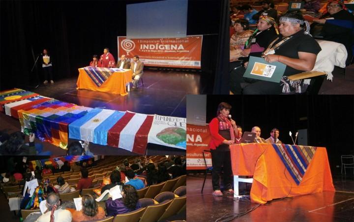 Apuntes del primer Simposio Internacional Indígena en Mendoza