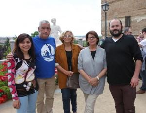 Cuatro vallecanos entre los veinte de Ahora Madrid