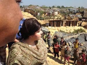 """Aung San Suu Kyi, """"Rohingya, tema molto delicato"""""""